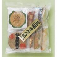 三昧せんべい(詰め合せ・8袋入)¥617