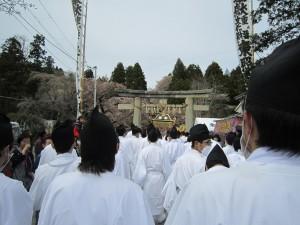 仙台東照宮御遷座三百六十年奉祝大祭